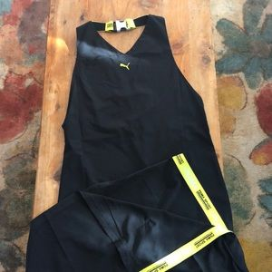 Puma Halter Maxi-dress